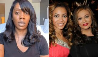 Beyonce's Mother Angrily Blasts Tiwa Savage For Calling On Her For Support