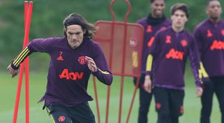 Cavani and Maguire to miss Man Utd's trip to PSG
