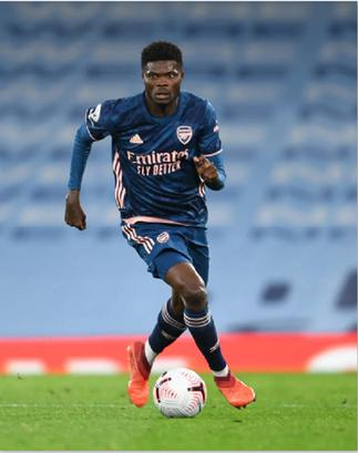 I hope Thomas Partey will have a good time in the Premier League