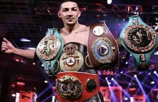 Teofimo Lopez upsets Lomachenko to become youngest four-belt champion – Citi Sports Online