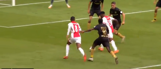 See how Mohammed Kudus scored his first Ajax goal [VIDEO] – Citi Sports Online
