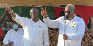 Next NDC government will construct Atuabo Freeport