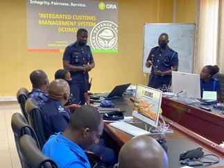 GRA, Ghana Link begin refresher training of stakeholders on ICUMS