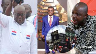 I'll stop campaigning for Akufo-Addo if he pays Menzgold customers