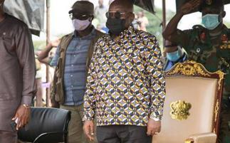 Akufo-Addo begins three-day tour of Volta and Oti Regions today