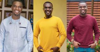 Joe Mettle dazzles fans with stunning photo in exquisite attire