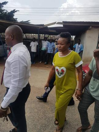 Court varies WOII Esther Saan's bail