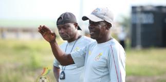 WAFU U-17: Ghana's coach Ben Fokuo reacts to draw