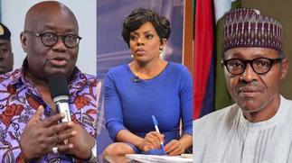 Nana Aba Anamoah Fires Back At Nigerians