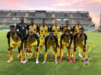COVID-19: Four Black Stars players test positive after friendlies in Turkey – Citi Sports Online