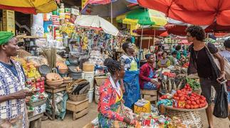 Ghanaian traders await African Trade Observatory access