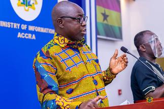 Over ¢310m from mineral royalties received and disbursed to beneficiaries