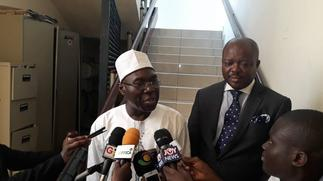 Inusah Fuseini defends Mahama's amnesty for jailed small scale miners promise