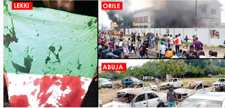 Black Tuesday: 49 killed as protests turn bloody