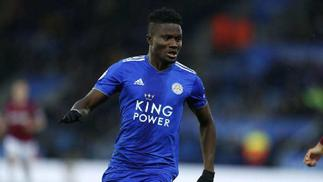 Leicester City boss Rodgers explains Daniel Amartey's exclusion from Europa League squad