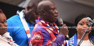 Obiri Boahen slams Mahama for promising to free jailed small scale miners