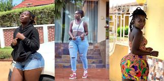 Shatta Wale's girl and Ebony lookalike celebrates him with message