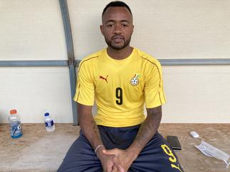 Jordan Ayew tests positive for coronavirus