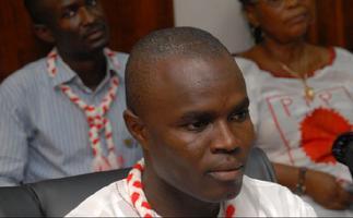 PPP outdoors Kofi Asamoah-Siaw as running mate for 2020 polls