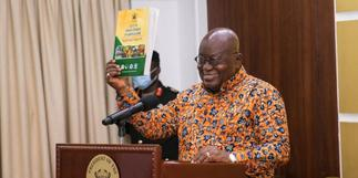 Akufo-Addo launches agric census report after 33-year break