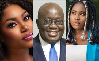This Is Not Going To Turkey For Butt And Hips Implant-Angry Woman Slams Female Celebs For Putting Pressure On Nana Addo