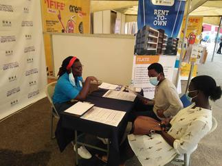 Consumers commend Joy News Ecobank Habitat Fair 'clinic' for facilitating house acquisition