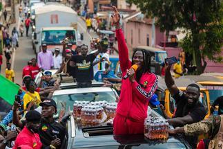 Big Boss roadshow hit Kumasi with Stonebwoy, Lil Win And Dabo