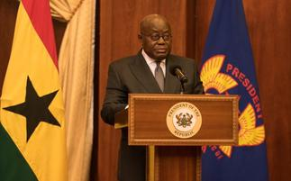 Akufo-Addo's 18th COVID-19 update to Ghanaians