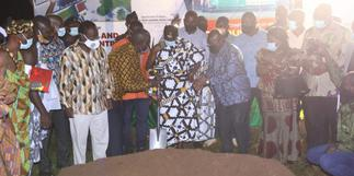 Jospong partners government to construct stadium, solid waste plant for Oti Region