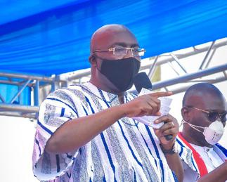 Reject irresponsible 'husband' for a caring Akufo-Addo
