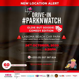 ParkNWatch moves to Laboma Beach