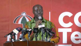 Ato Forson joins calls for presidential debate