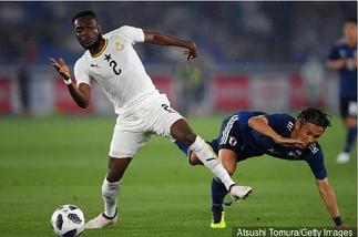 Coronavirus: Attamah Larweh becomes seventh Black Stars player to test positive
