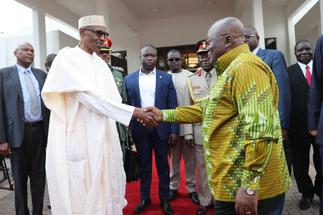 #EndSARS: Akufo-Addo calls for calm in Nigeria