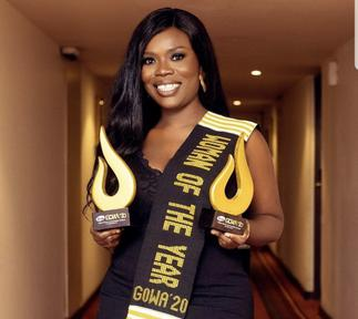 Delay wins Verna GOWA Woman of the Year Award