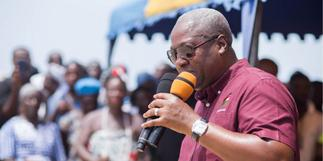 Mahama promises to set up credit scheme to empower fisherfolk