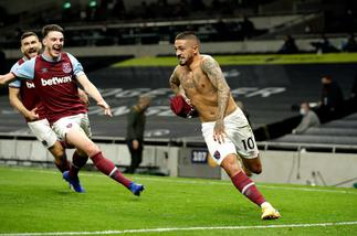 EPL: West Ham fight back from three goals down to draw with Tottenham – Citi Sports Online