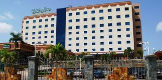 Staff of Holiday Inn hotel demand payment of 8 months salary arrears