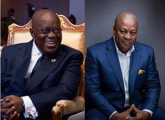 2020 Elections: Akufo-Addo, Mahama To Sign Peace Pact