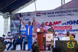 Volta Region has seen 'zero progress' under the NDC