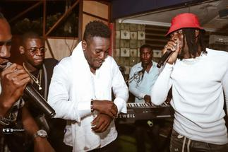 Shatta Wale In Pain After Asamoah Gyan Chose Stonebwoy Over Him to Perform At His Birthday Party