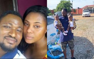 Funny Face's Baby Mama, Ama Vanessa Has Reportedly Given Birth- Video » GhBasecom™