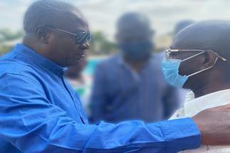 'Remorseful' Odike begs Mahama