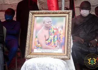 Slain Mfantseman MP to be laid to rest tomorrow