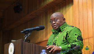 Akufo-Addo sweet-talked Ghanaians into power