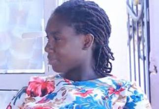 Funny Face's Baby Mama, Vanessa Delivers A Baby Girl