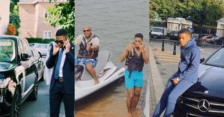 Sharaf Mahama: 9 rich and Handsome photos of John Mahama's son