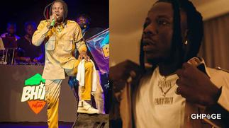 Stonebwoy to run for Member of Parliament for Ashiaman
