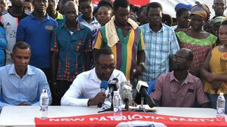 Keta: NDC supporters defect to NPP