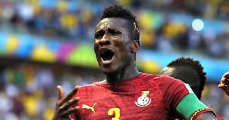 We'll win the league with 50% fit Asamoah Gyan